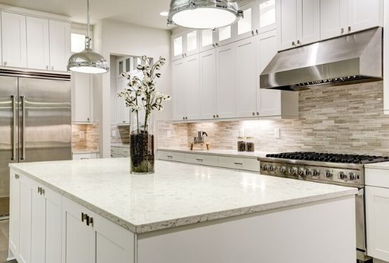 Choosing Between Granite, Marble and Quartz for your Kitchen Countertop