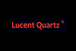 Lucent Quartz. Logo