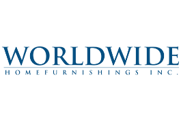 WorldWide Home Furnishings. Logo