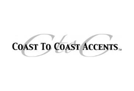 Coast To Coast Accents. Logo