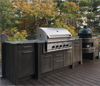 Nature Kast Outdoor Kitchen
