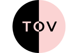 TOV Furniture. Logo