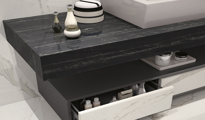 Bathroom Countertop by Surfaces For All Purposes, Vaughan