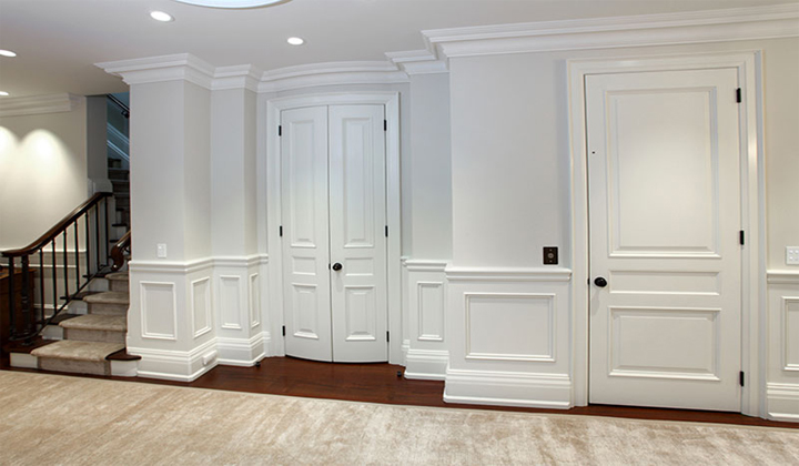 White Solid Wood Interior Doors by Master Doors, Toronto