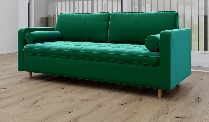 Mid Century Sleeper Sofa Model by Sofa Bed Central, Vaughan