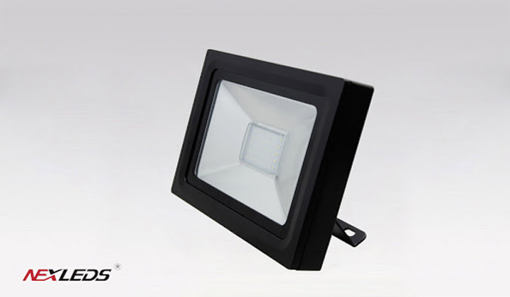 NEXLEDS Floodlight available in 10w, 20w, 30w, 50w 120V 4,000K