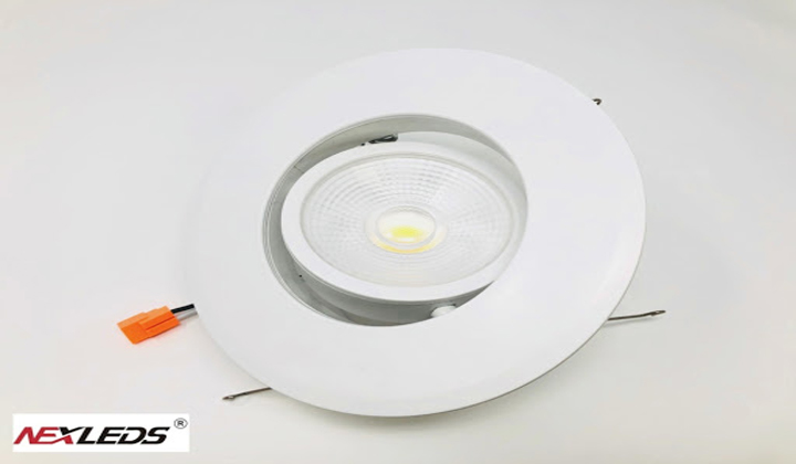 NEXLEDS Dimmable LED Down Light available in ProLite Showroom