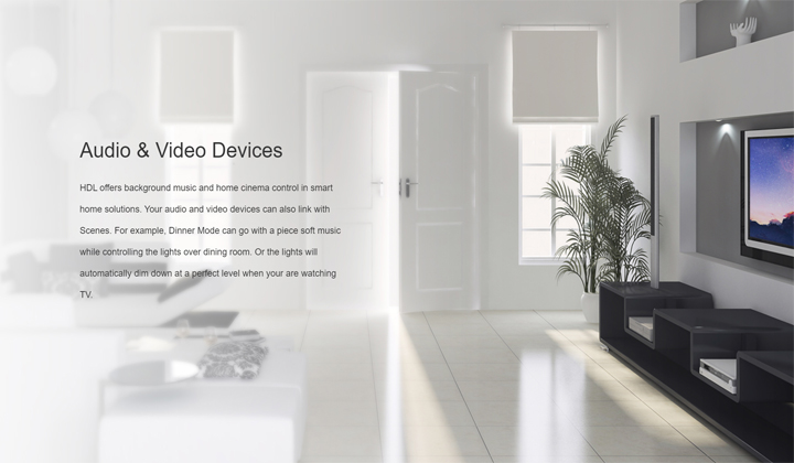 Audio & Video Devices Control