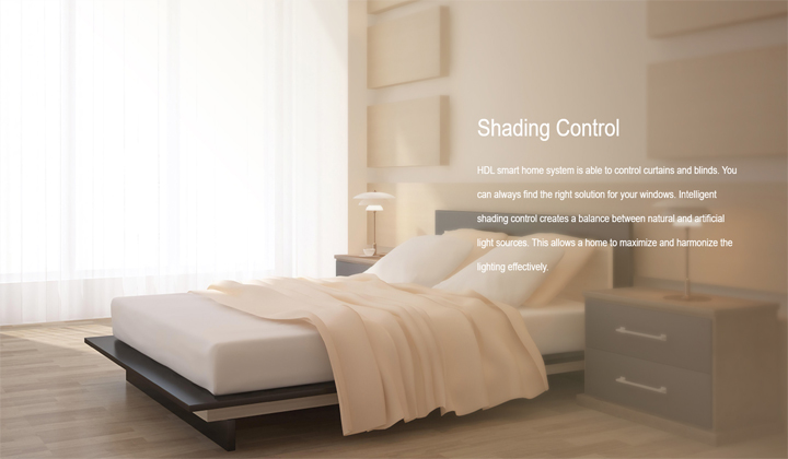 Shading Control