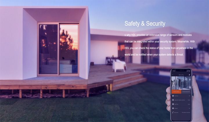 Safety & Security Control