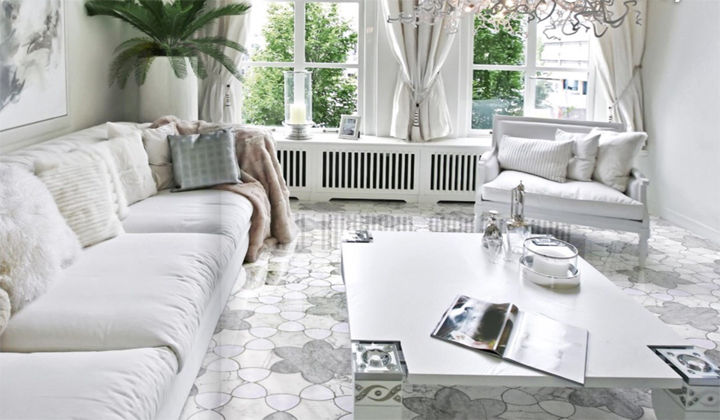 SICIS Italian Marble Floor Tiles available at Artistic Mosaic Tiles, Vaughan
