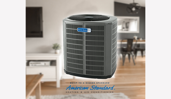 American Standard Air Conditioning System is most efficient multi-stage cooling units available at Consumers Energy Management