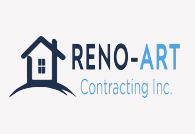 Reno-Art Contracting Logo