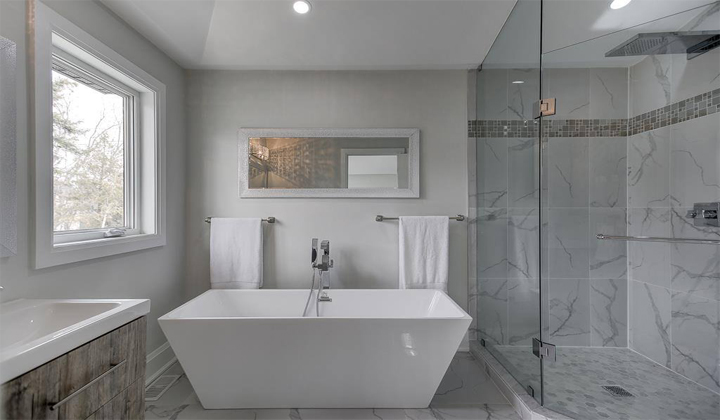 Bathroom Remodeling by Reno-Art Contracting, Vaughan
