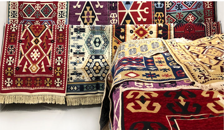 Large Selection of Traditional and Contemporary Design Rugs, Vaughan