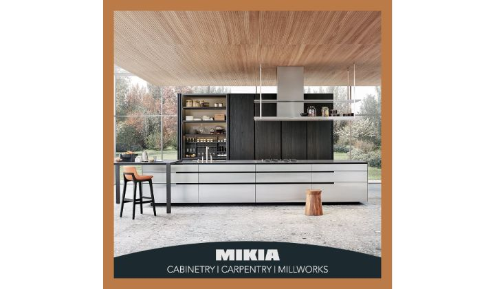 Mikia Cabinets