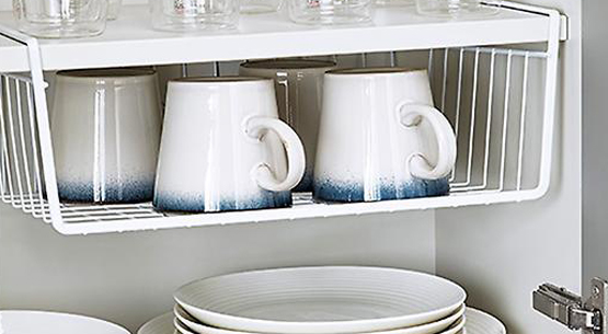 Image result for 3 Ways To Add Storage Space To Your Kitchen